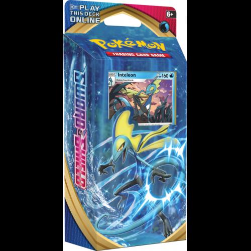 Pokemon TCG: Sword & Shield- Theme Deck Inteleon