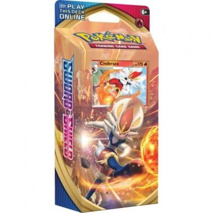 Pokemon TCG: Sword & Shield- Theme Deck Cinderace