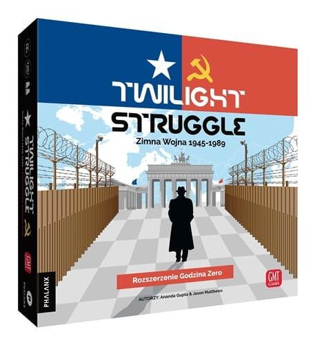 Twilight Struggle Godzina Zero