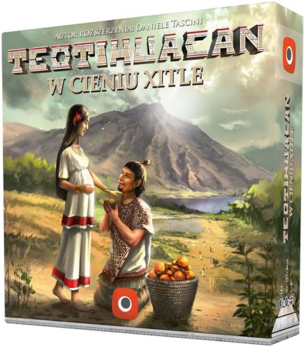 Teotihuacan - W Cieniu Xitle