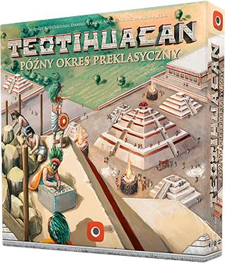 Teotihuacan - Późny Okres Preklasyczny