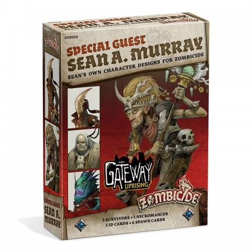 Zombicide Green Horde Special Guest: Sean A. Murray
