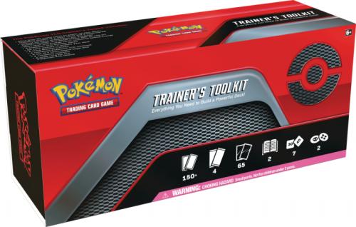 Pokemon TCG: Sword & Shield - Rebel Clash Trainer's Toolkit