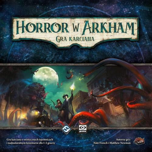 Horror w Arkham LCG: Zestaw Podstawowy