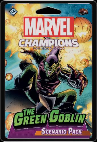 Marvel Champions: Green Goblin Scenario Pack