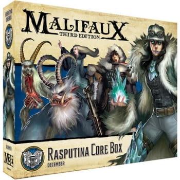 Malifaux: Rasputina Core Box
