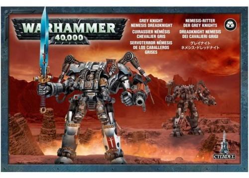 Warhammer 40000: GREY KNIGHTS NEMESIS DREADKNIGHT