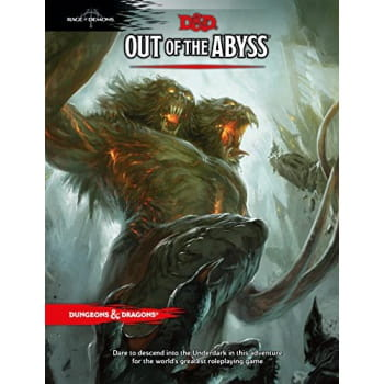 D&D 5.0: Out of the Abyss EN