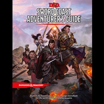 D&D 5.0: Sword Coast Adventurer's Guide EN