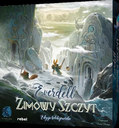 Everdell: Zimowy Szczyt