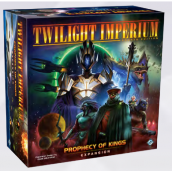 Twilight Imperium: Prophecy of the Kings ENG