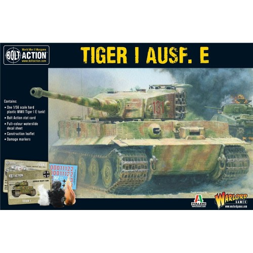 Tiger I ausf. E Heavy Tank