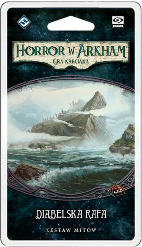 Horror w Arkham: Gra karciana - Diabelska Rafa