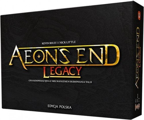 Aeon's End: Legacy + karty promo