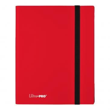 Pro-Binder Eclipse 9-Pocket - Apple Red