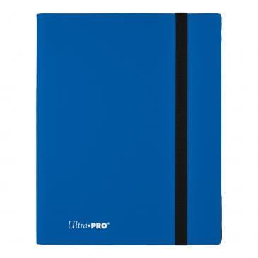 Pro-Binder Eclipse 9-Pocket - Pacific Blue