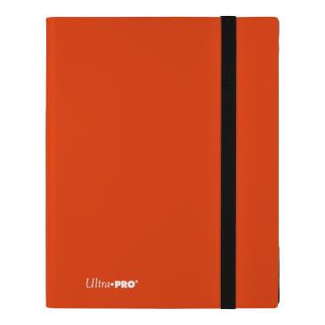 Pro-Binder Eclipse 9-Pocket - Pumpkin Orange