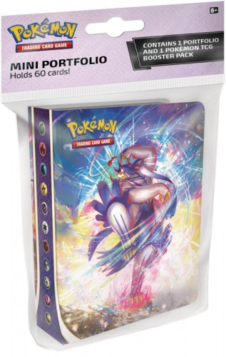 Pokemon TCG: Battle Styles Mini Album + Booster