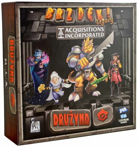 Brzdęk! Legacy: Acquisitions Incorporated - Drużyna C