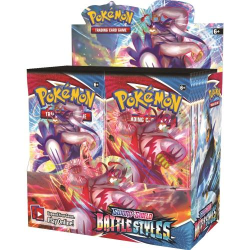 Pokemon TCG: Battle Styles Booster Box (36)