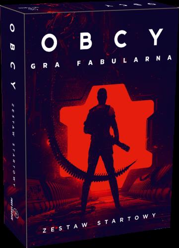 OBCY: Gra Fabularna - zestaw startowy