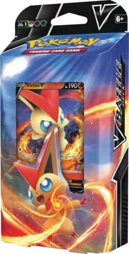 Pokemon TCG: V Battle Decks - Victini