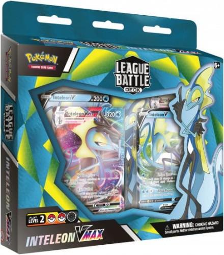 Pokemon: League Battle Decks - Inteleon Vmax