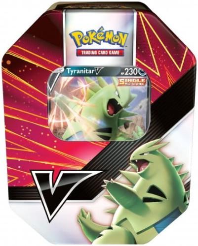Pokemon V Striker Tin - Tyranitar