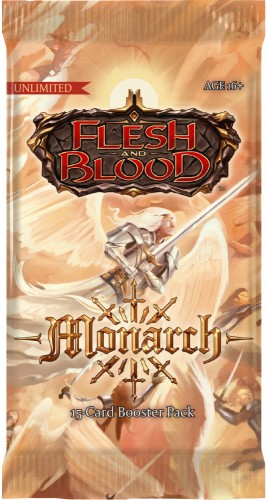 Flesh and Blood TCG: Monarch Booster Unlimited