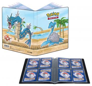 Pokemon 4-Pocket Portfolio - Gallery Series Seaside