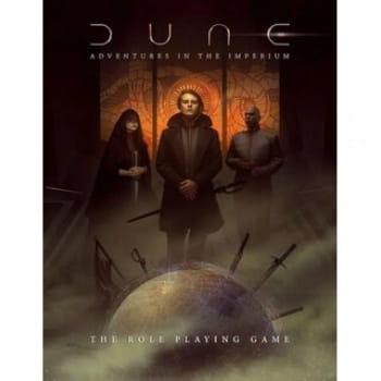 Dune: Adventures in the Imperium Core Rulebook Standard Edition - EN