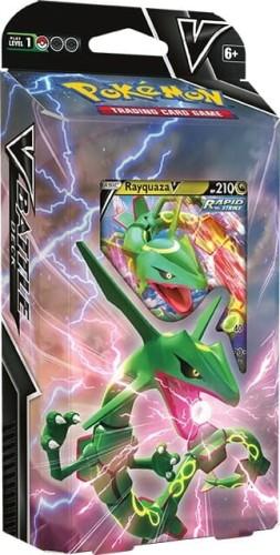 Pokemon TCG: V Battle Decks - Rayquaza