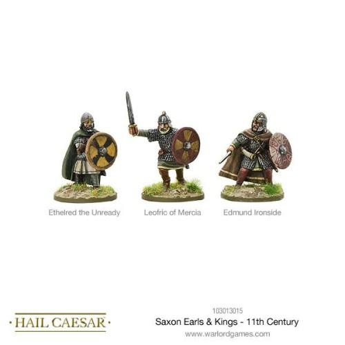 Saga: Saxon Earl and Kings - 11th Century