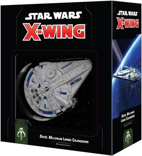 X-Wing 2.0: Sokół Millenium Lando Calrissiana