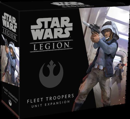 Star Wars: Legion - Fleet Troopers