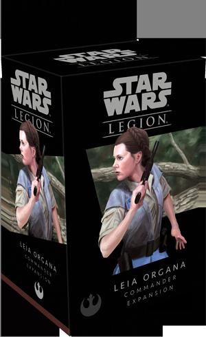 Star Wars: Legion - Leia Organa (Commander)