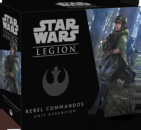 Star Wars: Legion - Commandos