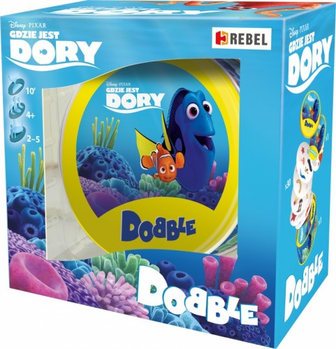 Dobble - Gdzie jest Dory?