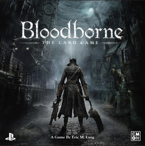 Bloodborne gra karciana