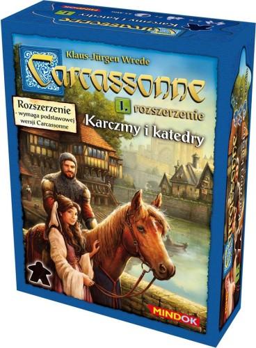 Carcassonne Karczmy i Katedry - dodatek 1