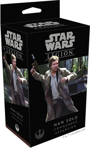 Star Wars: Legion - Han Solo (Commander)