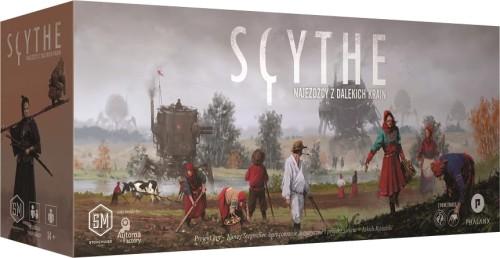 Scythe - Najeźdźcy z Dalekich Krain